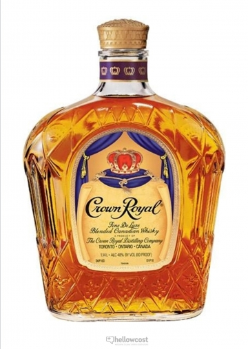 Crown Royal Whisky 40º 1 Litre