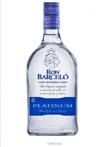 Barcelo Gran Platinum Rhum Blanc 37.5% 70 Cl