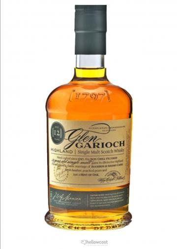 Glen Garioch 12 Years Malt Whisky 48º 70 Cl