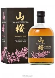 Yamazakura 963 Malt & Grain Whisky 59% 70 cl - Hellowcost