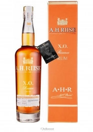 AH Riise Royal Danish Navy Rum 40% 70 cl - Hellowcost
