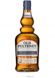 Old Pulteney Bourbon &ampampamp Sherry Duncansby Head Whisky 46%1 Litre - Hellowcost