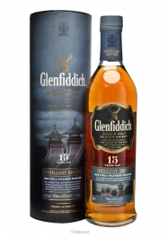 Glanfiddich 25 Years Rare Oak Whisky 43% 70 cl - Hellowcost