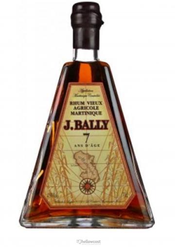 J.Bally 7 Ans Rhum 45% 70 cl