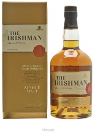 The Irishman Founder's Reserve Whisky Ireland 40% 70 cl - Hellowcost