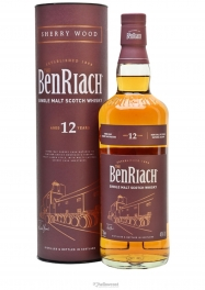 Benriach 10 Years Whisky 43% 70 cl - Hellowcost