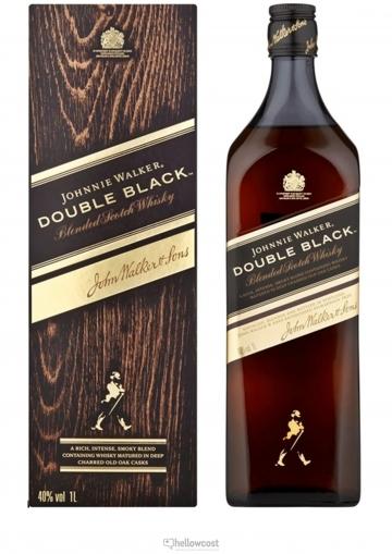 Johnnie Walker Double Black 40% 100 Cl