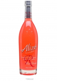 Alizé Rose Passion Liqueur 16% 70 cl - Hellowcost