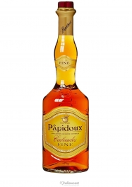 Pâpidoux Fine Calvados 40% 70 cl - Hellowcost