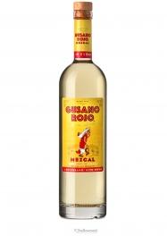 Gusano Rojo Mezcal 100% Agave 38% 70 Cl - Hellowcost