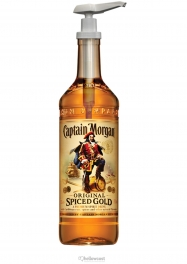 Captain Morgan Black Spiced Rhum 40% 100 cl - Hellowcost