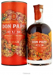Don Papa 10 Years Rhum 43% 70 cl - Hellowcost