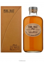 Nikka Black Pure Malt Whisky 43º 50Cl - Hellowcost