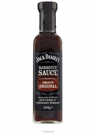 Jack Daniel's Sauce Smooth Original 260 gr - Hellowcost