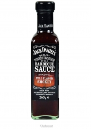 Jack Daniel's Sauce Full Flavor Smokey 260 gr - Hellowcost
