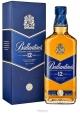 Ballantines 12 Years Whisky 43º 1 Litre