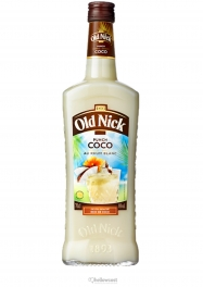 Coco Punch Old Nick Cocktail 16% 70 cl - Hellowcost