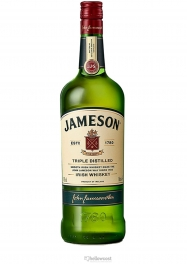 Jameson Irish Whiskey 40º 1 Litre - Hellowcost