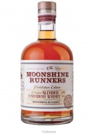 Moonshine Runners North American Blended Bourbon 40% 70 cl - Hellowcost