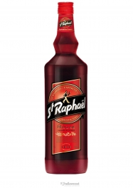 Saint Raphaël Rouge Aperitiff 14% 100 cl - Hellowcost