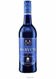 Bristol Cream Harveys Aperitiff 17,5% 70 cl - Hellowcost