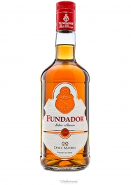 Fundador Doble Madera Brandy 38% 70 cl - Hellowcost