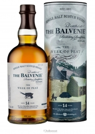 Balvenie 14 Years Peated Triple Cask Whisky Ecosse 48,3% 70 cl - Hellowcost