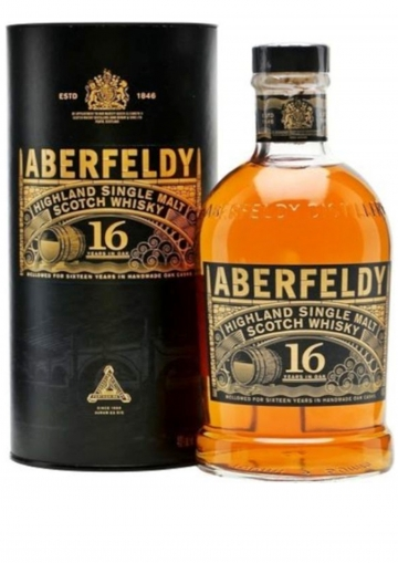 Aberfeldy 16 Years Whisky 40% 70 cl