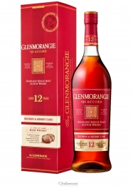 Glenmorangie 10 Ans Old Whisky 40% 1 Litre - Hellowcost