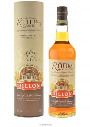 Dillon Très Vieux Rhum 43% 70 Cl