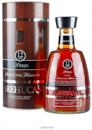 Arehucas 18 Years Rhum 40% 70 cl - Hellowcost