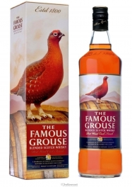 Famous Grouse Smoky Black Whisky 40% 100 cl - Hellowcost