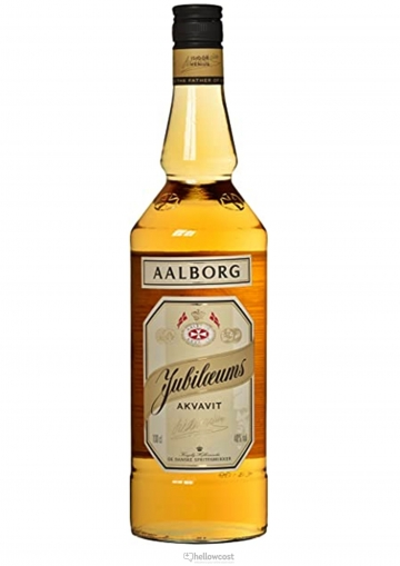 Aalborg Jubilaeums Aquavit Liqueur 40% 100 cl