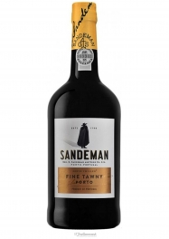 Sandeman Tawny Rouge Porto 19,5º 1 Litre - Hellowcost