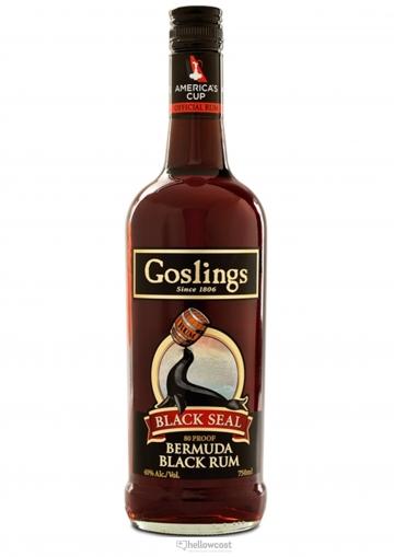 Gosling's Black Seal Rhum 40% 100 cl