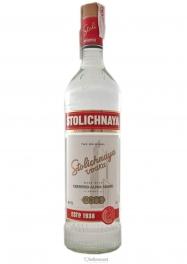 Stolichnaya Vodka 40% 1 Litre - Hellowcost