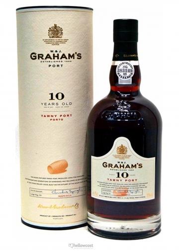 Graham's 10 Years Porto 20% 75 cl