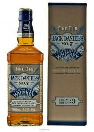 Jack Daniel's Legacy Edition Nº2 Bourbon 43% 70 cl - Hellowcost