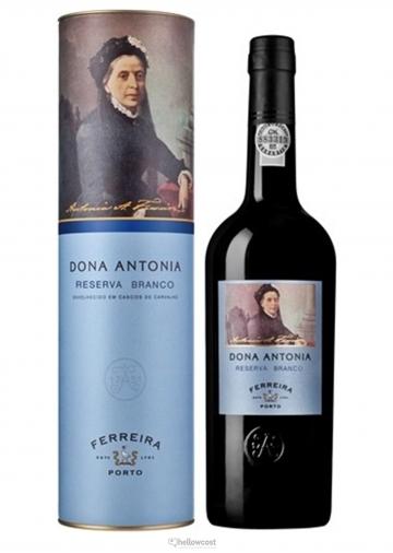 Ferreira Dona Antonia Reserva White Porto 20,5% 75 cl