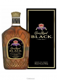 Crown Royal Black Whisky 45º 100 cl - Hellowcost