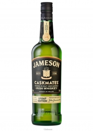 Jameson Caskmates Stout Edition Irish Whiskey 40% 100 cl - Hellowcost