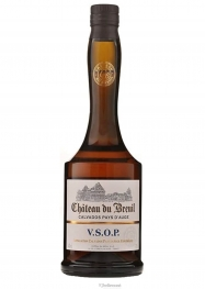 Château Du Breuil V.S.O.P. Calvados 40% 70 cl - Hellowcost