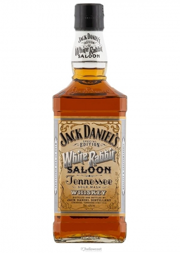 Jack Daniels White Rabbit 120 Anniversary Bourbon 43º 70 Cl