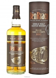 Benriach 12 Ans Sherry Wood Whisky 46% 70 Cl - Hellowcost