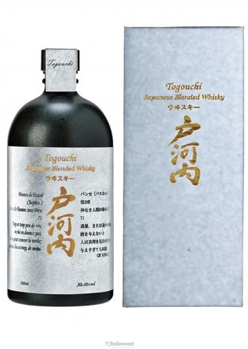Togouchi Premium Whisky 40% 70 Cl