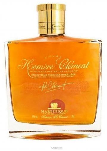 Clement Homere Vieux Agricole Cuvée Rhum 44º 70 Cl