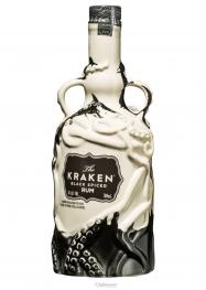 Kraken Black Spiced Ceramic Black Rhum 40% 70 cl - Hellowcost