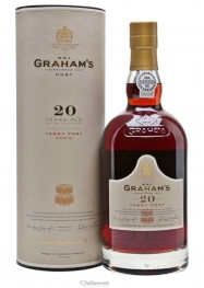 Graham's 20 Years Porto 20% 75 cl - Hellowcost