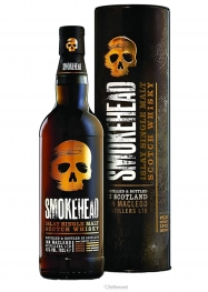 Smokehead Sherry bomb Whisky Scotland 48% 70 cl - Hellowcost