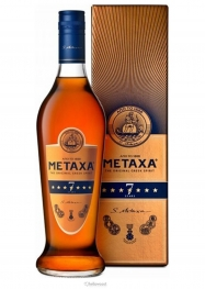 Metaxa 7 Years Brandy 40% 100 cl - Hellowcost